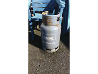 Calor gas - 11kg full patio gas cylinder