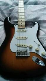 Fender 50s custom shop design stratocaster