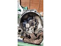 Escort rs turbo series 1 limited slip diff gearbox