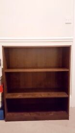 Free bookshelf - pick up only from Parsons Green