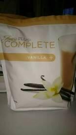 Juice Plus Vanilla & Chocolate shakes
