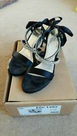 Black Next Heels
