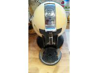 Krups Nescafe Dolce Gusto Espresso Machine - Cream