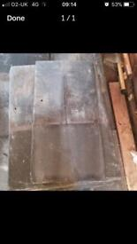 Reclaimed welsh 11x22 roof slate