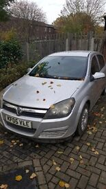 Automatic vauxhall astra 5 door