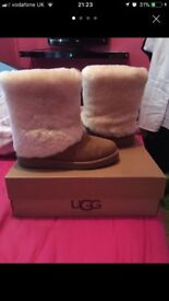 Woman's UGG boots