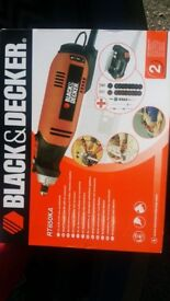 *REDUCED*Brand New Black+Decker Multi Tool