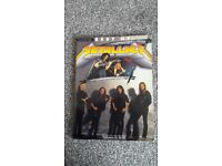 Metallica Best Of Guitar TAB Songbook Sheet Music