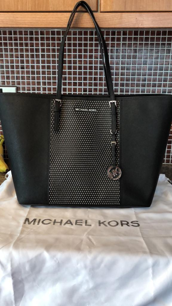 Michael Kors Tote Bag and Matching Purse - GENUINE PROOF OF PURCHASE