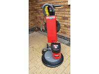 Floor Cleaner Machine Electric Polisher Scrubber Buffer 5 In 1 Functions