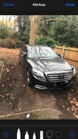 Mercedes s350 blutec l@@k👌
