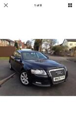 AUDI A6 2.0 TDI 2009 AUTO 1 OWNER FROM NEW