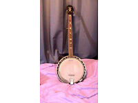 musima 5 string banjo