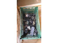 TV, DVD Cables LOT.
