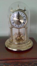 Vintage Domed Anniversary Clock