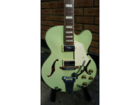 Ibanez Artcore AFS-75 TD with HARD CASE