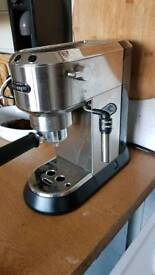 Delonghi espresso ec685 machine