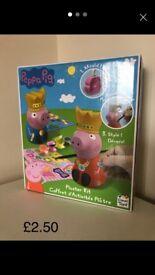 Props pig plaster making set