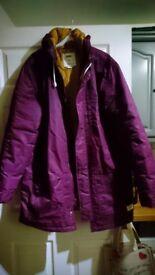 Mens vans coat