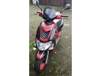 KYMCO SUPER 9 50CC FOR SALE