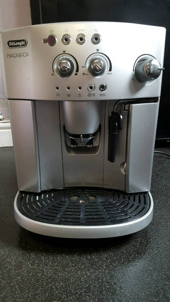 Delonghi magnifica bean to cup coffee machine | in Eccles ...