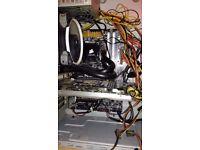 Motherboard bundle i7-4790k 4001Ghz, Kingston Hyperx Fury 2x8Gb, Corsair liquid cooler