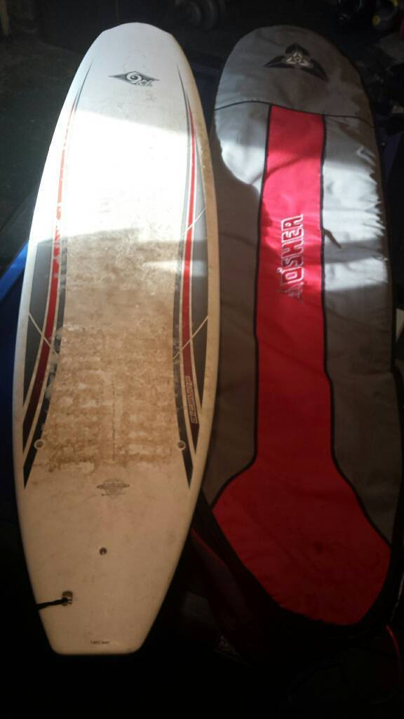 Bic 7'9 mini male surfboard