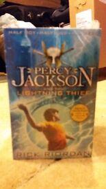 Percy Jackson Book Set (Unopened)