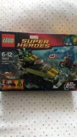 Lego marvel 76017
