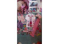 Girls dress up bundle 6-8 years