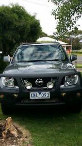 2010 Nissan Navara Ute Warrnambool Warrnambool City Preview
