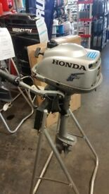 HONDA 2.3hp 4 Stroke Outboard
