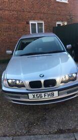 2001 BMW 318