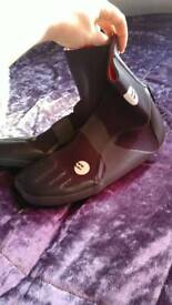 Surf boots and bag mens size 10