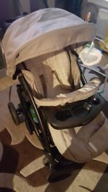 Graco pram suitable from birth