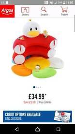 Sit me up duck