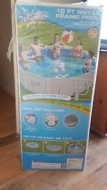 10 foot swimming pool without filter 40 ono