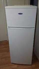 Fridge Freezer Ice King Model FF218AP