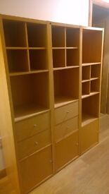 Tall shelving unit from Next, good condition £75