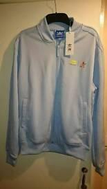 Adidas jumper - light blue
