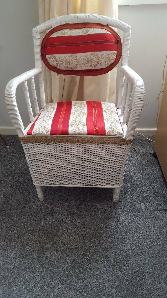 Chair with storagein Hull, East YorkshireGumtree - Chair with under seat storage great condition could easily be painted to suit colour scheme