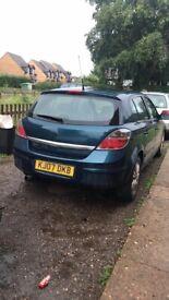 Vauxhall Astra 1.6i