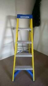 Ladder steps and trolley bundle