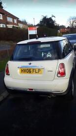 Mini Cooper 2006 immaculate long mot and history