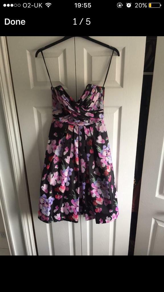 Hobbs Size 10 Dress