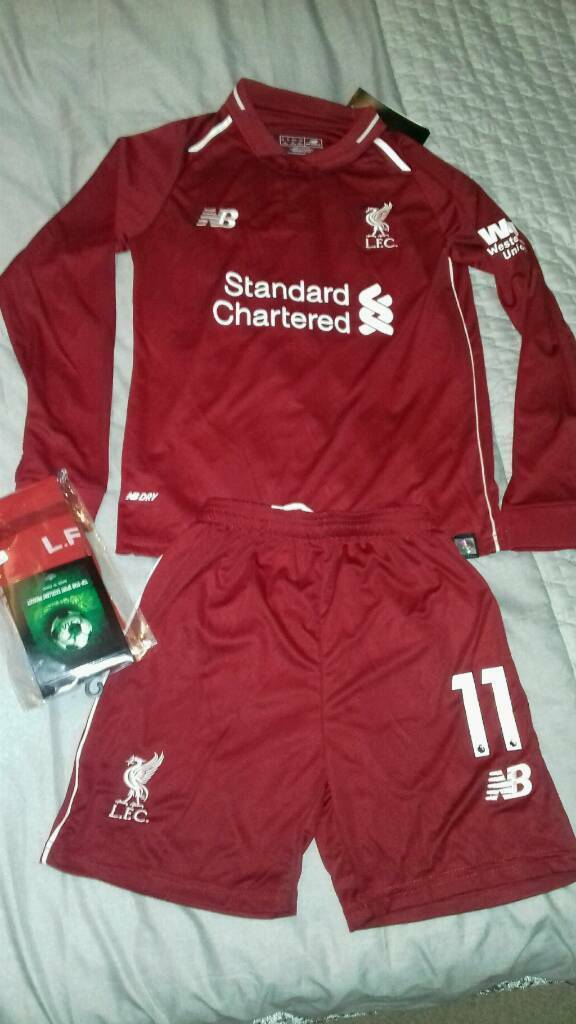 Liverpool Football Kit In Cardiff Gumtree