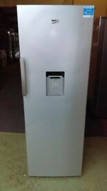 BEKO tall fridge with water dispenser