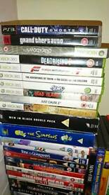 Ps3 and xbox 360Games