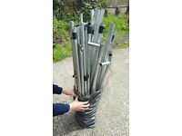 Alloy Awning Poles