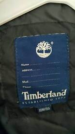 Boys genuine timberland coat age 18 months but BIG